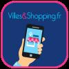 Logo Villes&shopping
