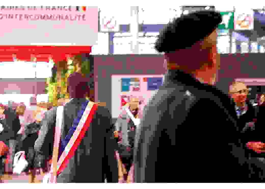 Congres maires écharpes