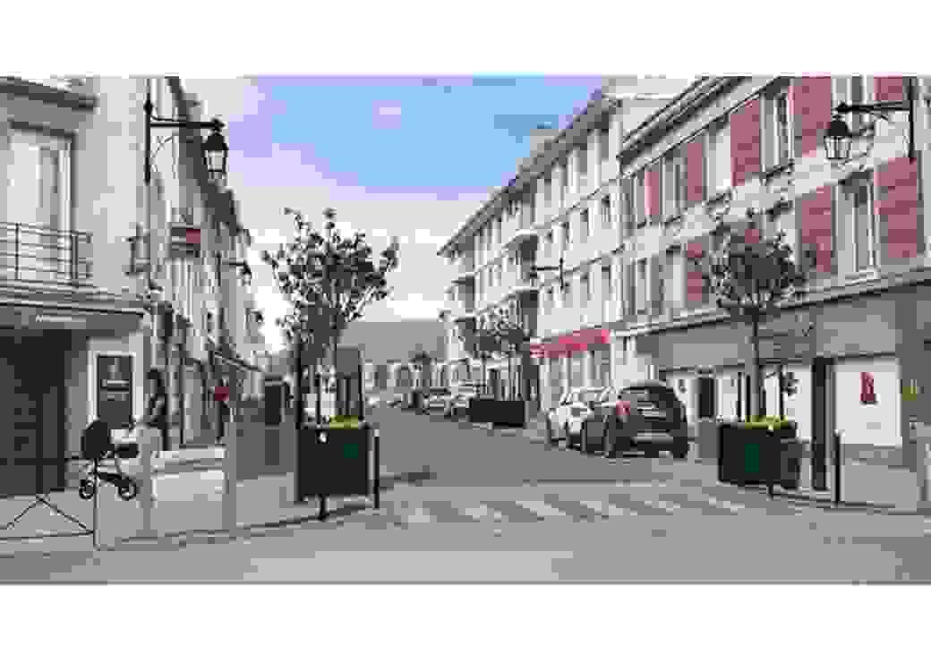Rue du Docteur Georges Muzart