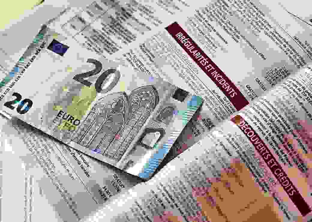 frais bancaires limités à 20 euros par mois