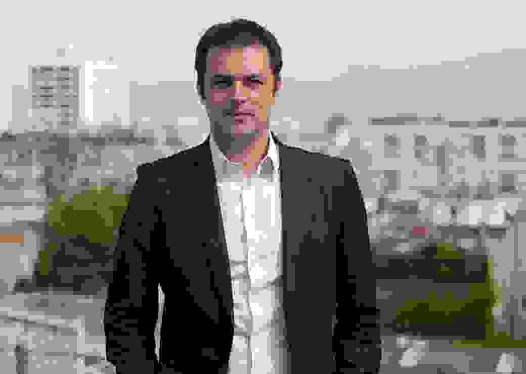 Christophe Robert, délégué général de la Fondation Abbé Pierre