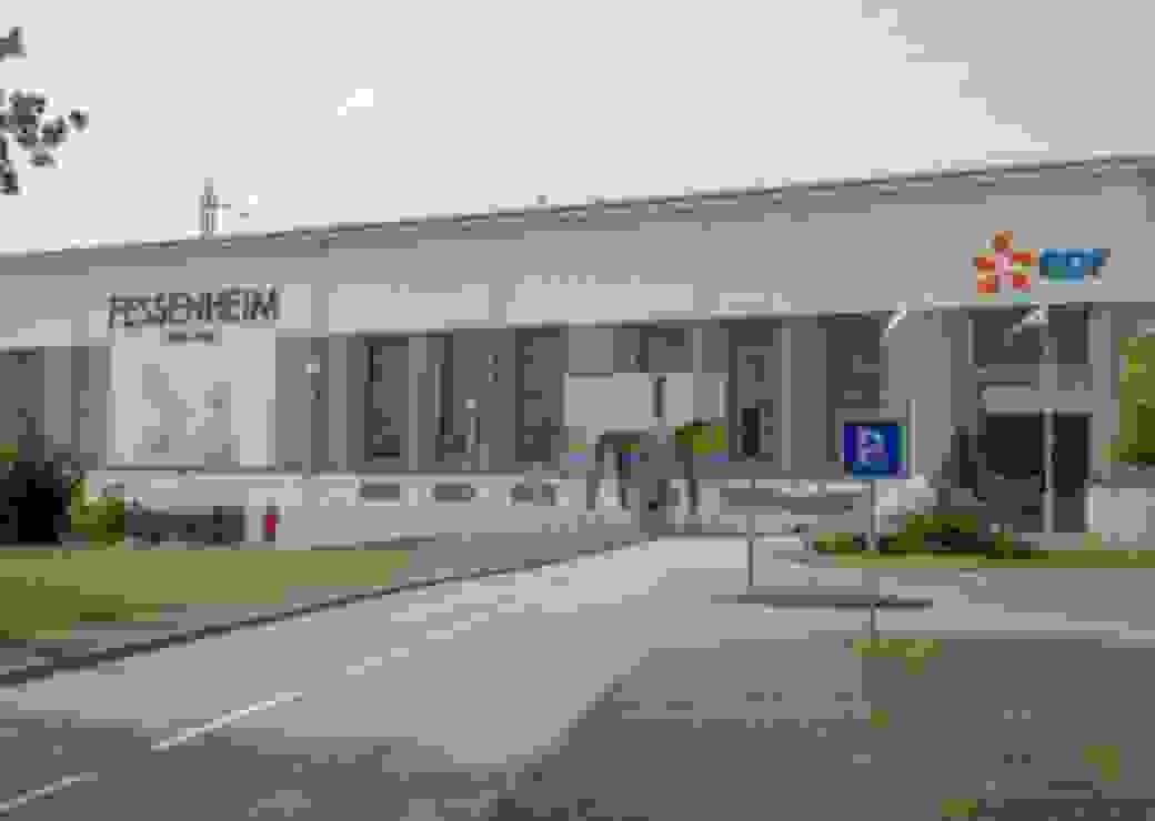 Centrale nucléaire Fessenheim