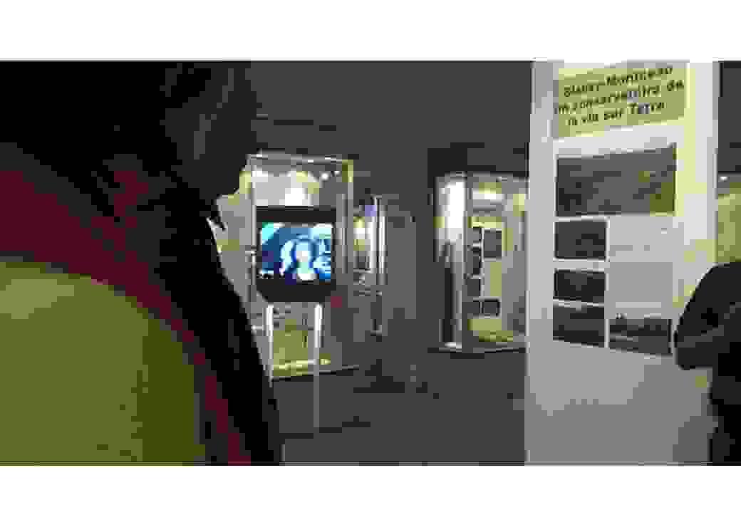 Le robot du musée d'Autun