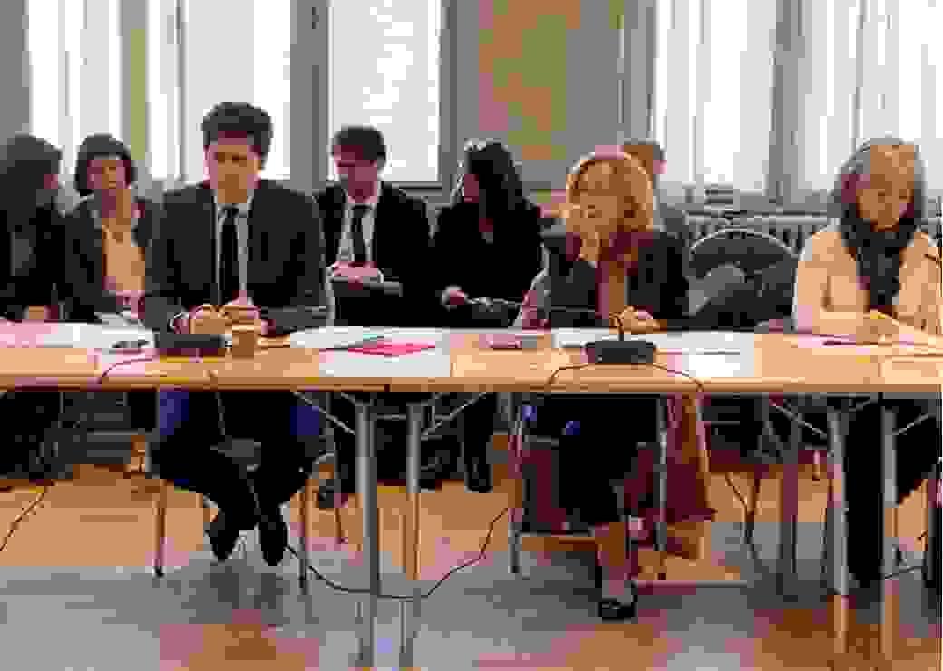 Nicole Belloubet, la ministre de la Justice, et Julien Denormandie, le ministre de la Ville et du Logement