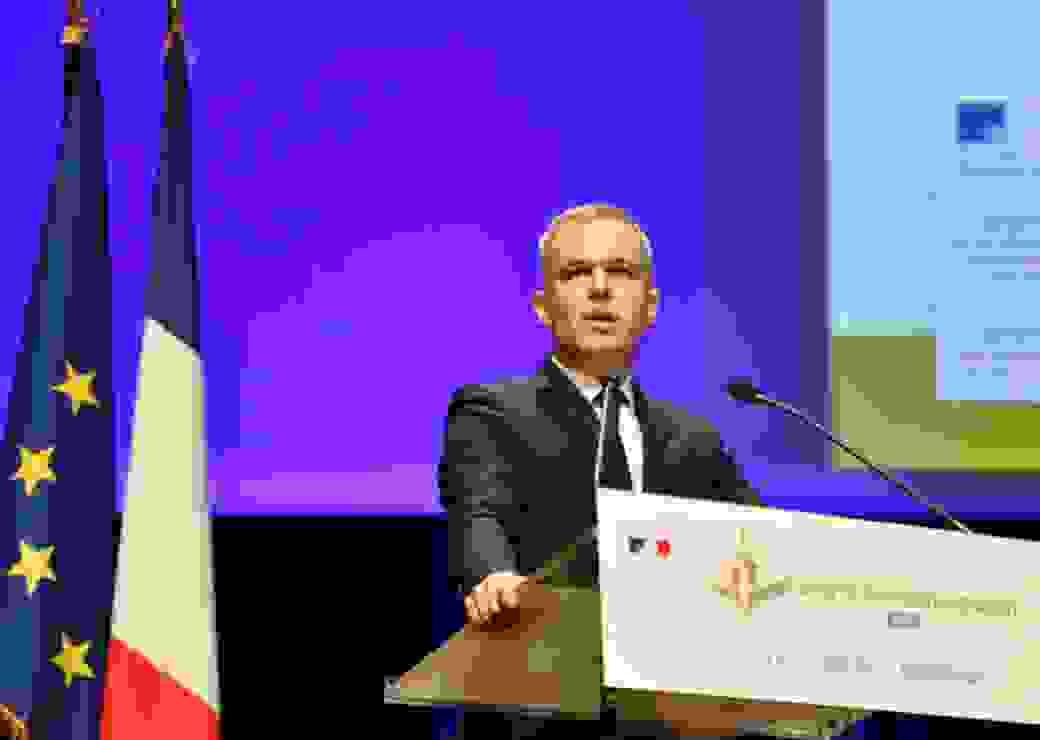 François de Rugy lance le 4e plan national santé environnement à Bordeaux
