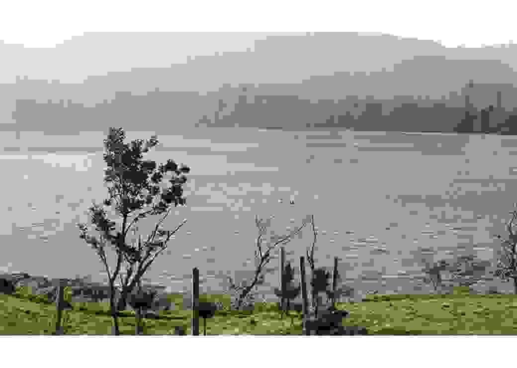 Lac de Saint-Féréol barrage inondations lac