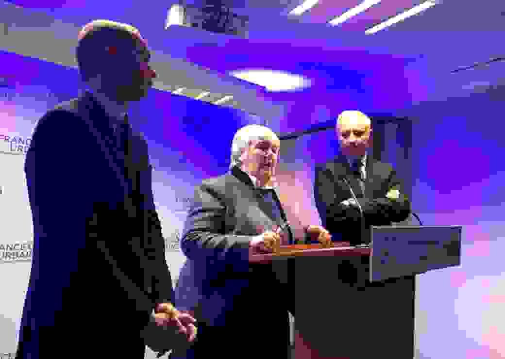 Voeux 2019 associations d'élus France Urbaine