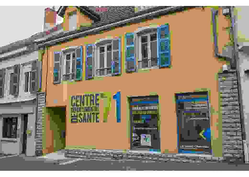 Inauguration du centre de santé Digoin en Saone et Loire