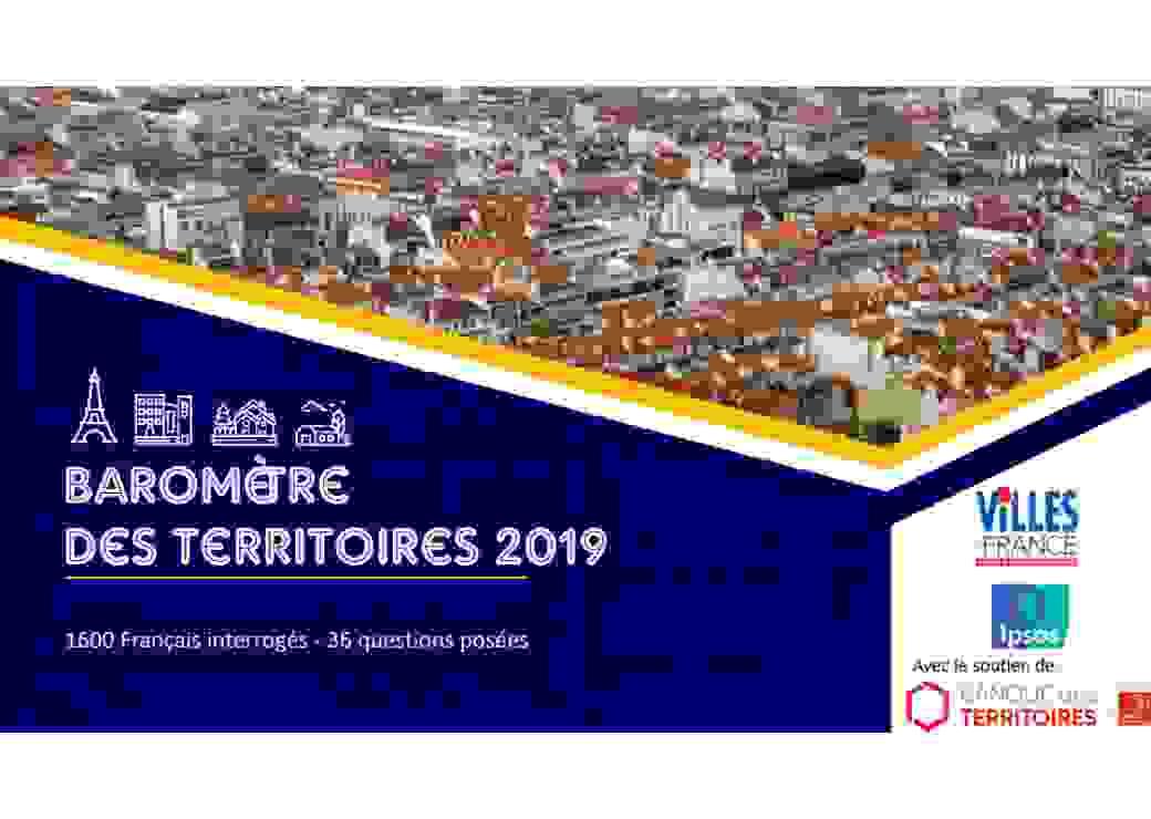 Présentation Baromètre des Territoires 2019