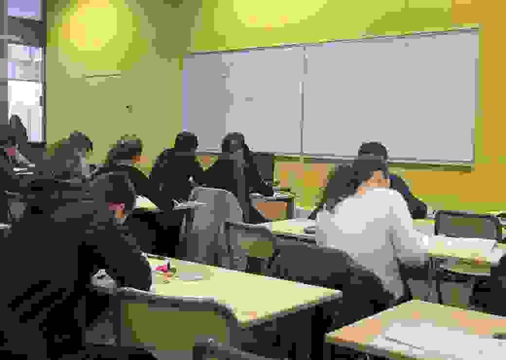 Lycéens lycées réforme Blanquer Pont à Mousson en Lorraine