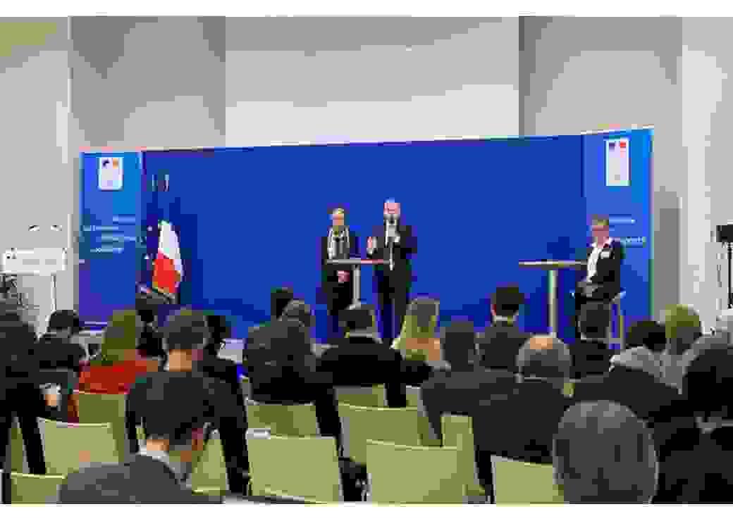 Conférence thématique du Grand Débat sur la Transition Écologique