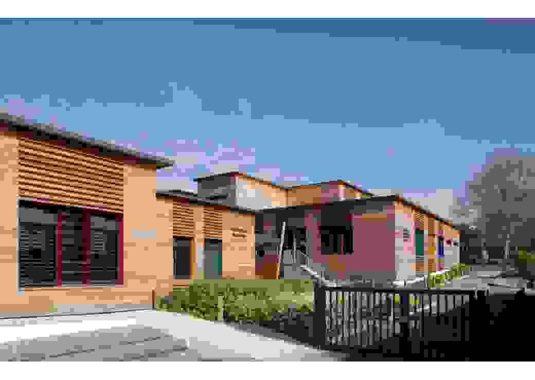 Rénovation Basse Consommation d'un groupe scolaire à Dardilly (69)