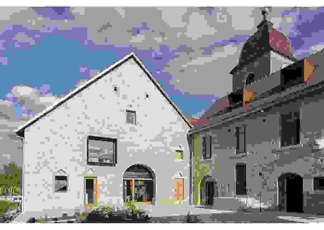 la reconversion du presbytère revitalise le centre bourg (25)