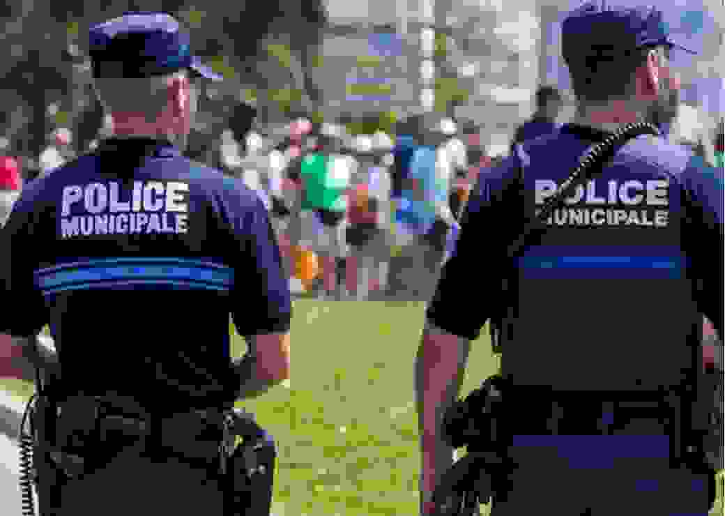 Police municipale policiers municipaux