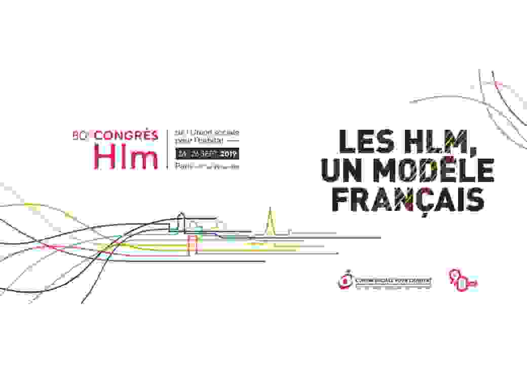 logo congrès hlm ush 2019
