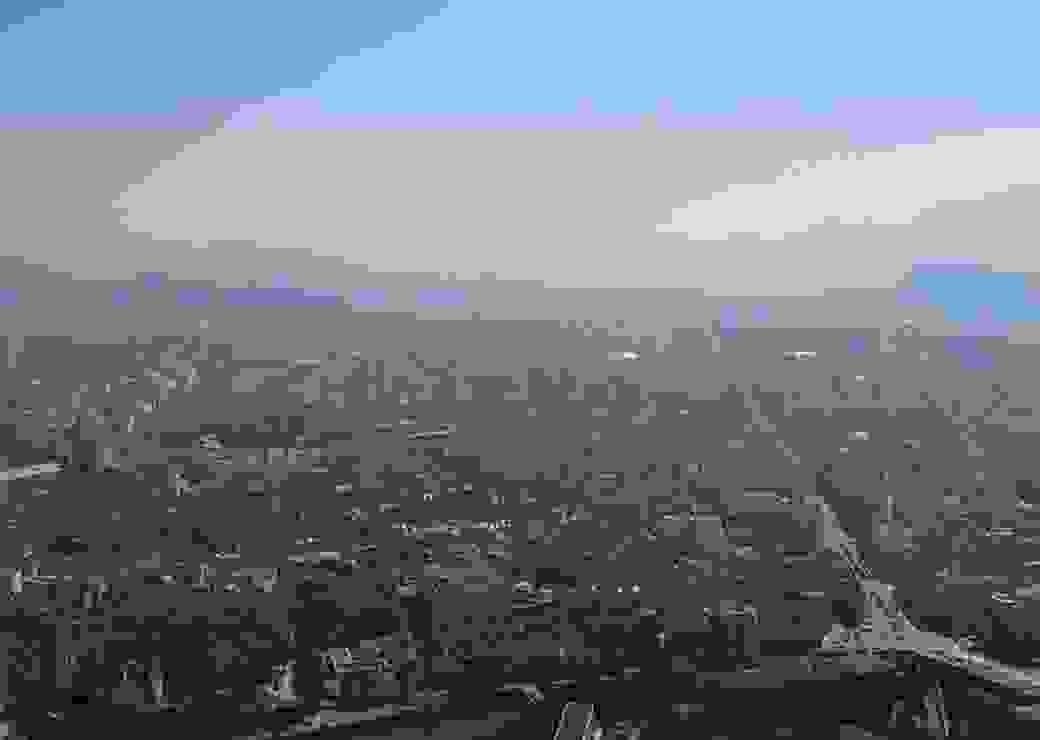 pollution à Grenoble