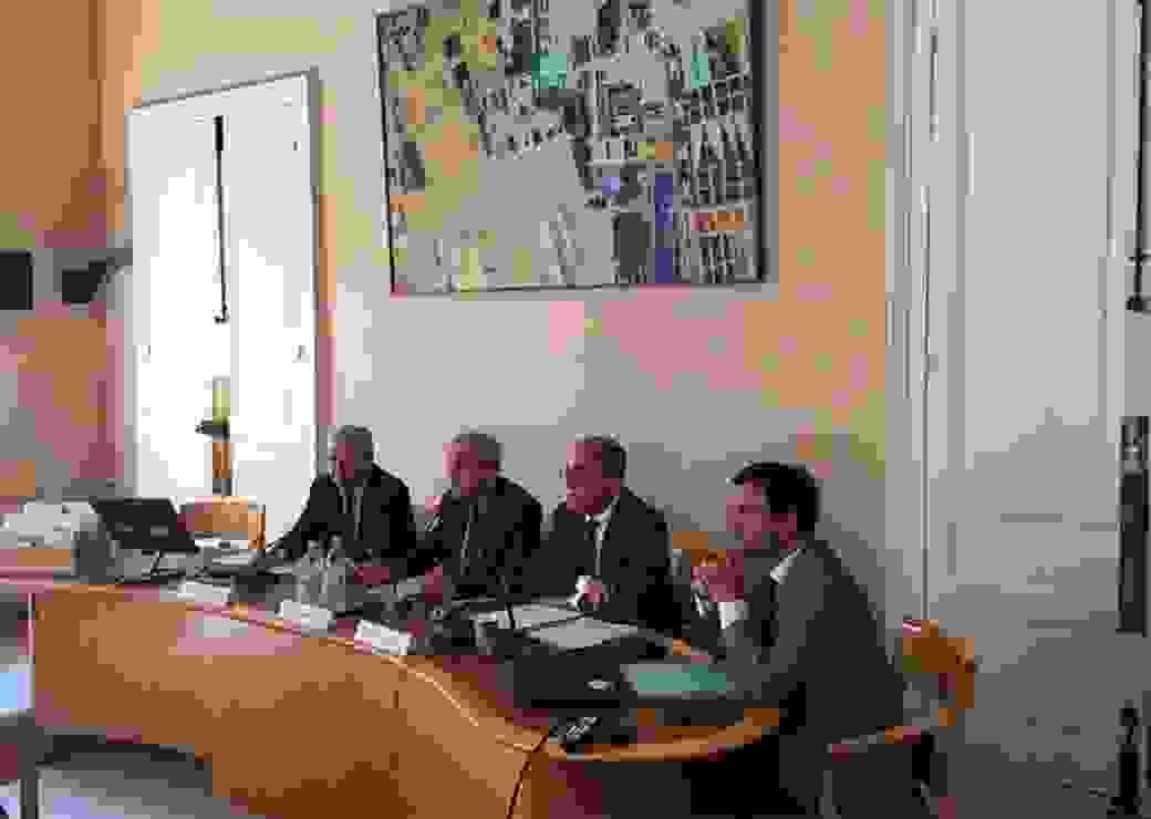 Présentation à la presse du rapport sur l'adaptation de la France au dérèglement climatique à l'horizon 2050