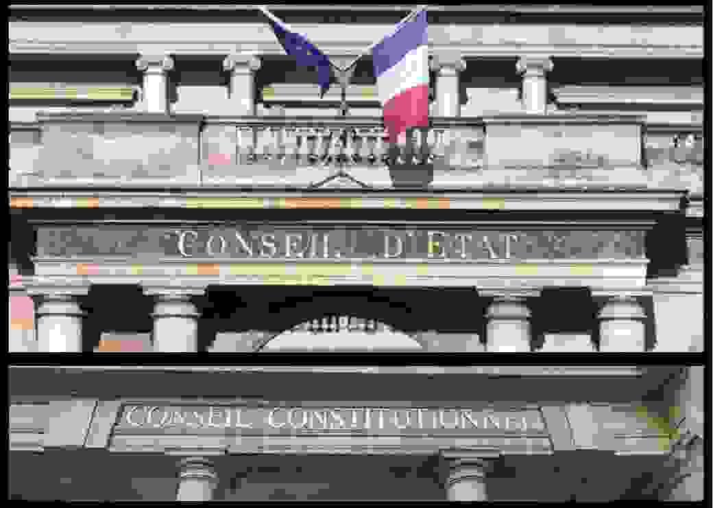 Conseil d'Etat conseil constitutionnel question prioritaire de constitutionnalité