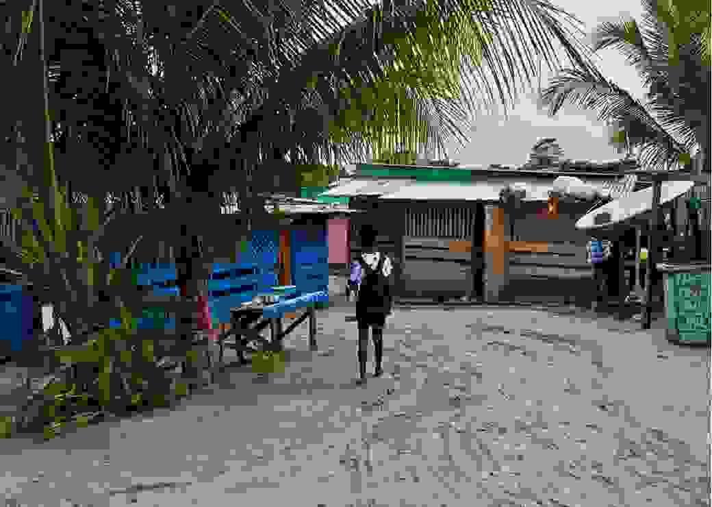 Habitat indigne Guyane