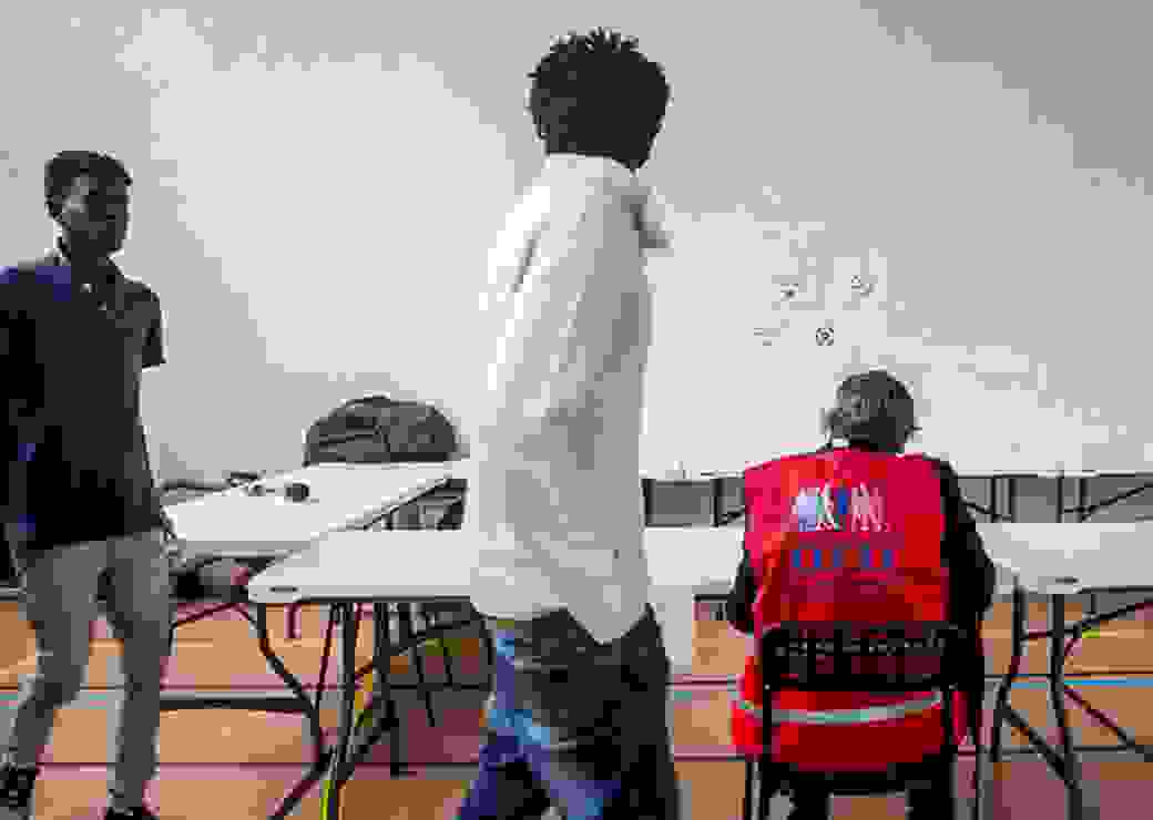 centre provisoire d'accueil, asile, hébergement