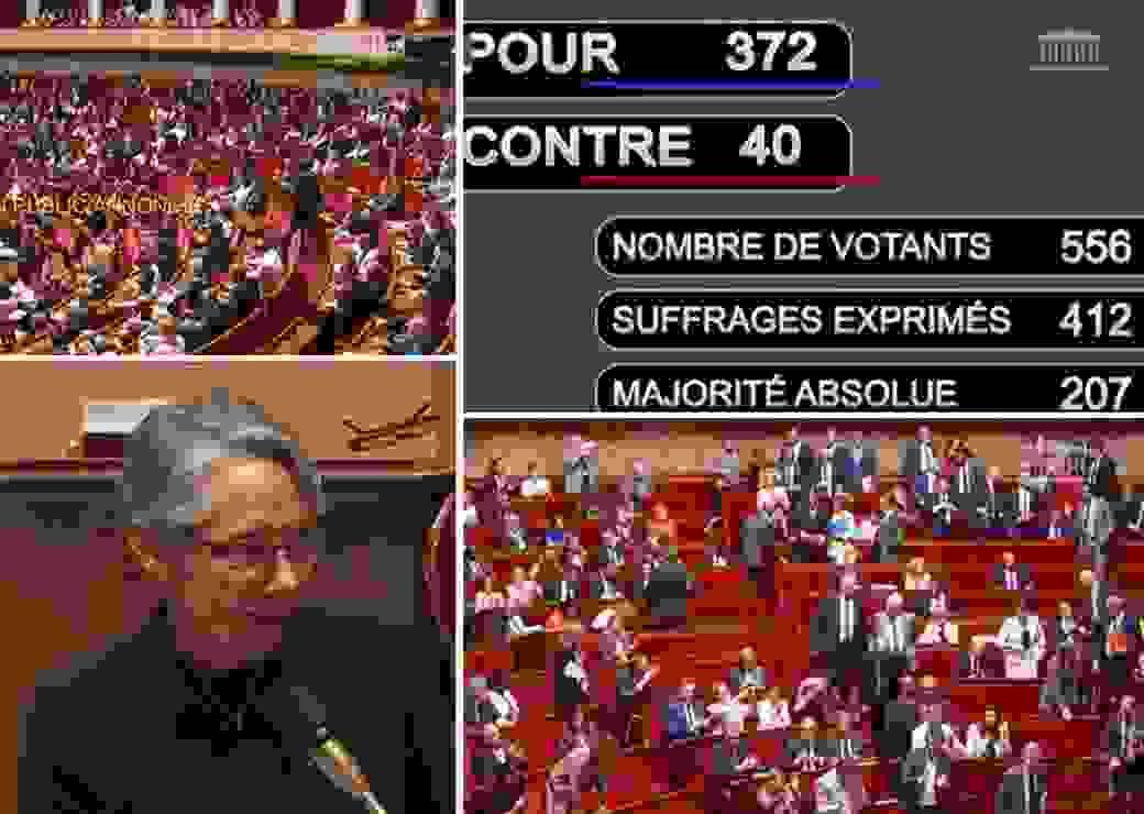 Adoption LOM Assemblée nationale 2019