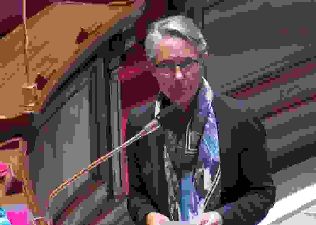 Projet de loi d'orientation des mobilités Elisabeth Borne