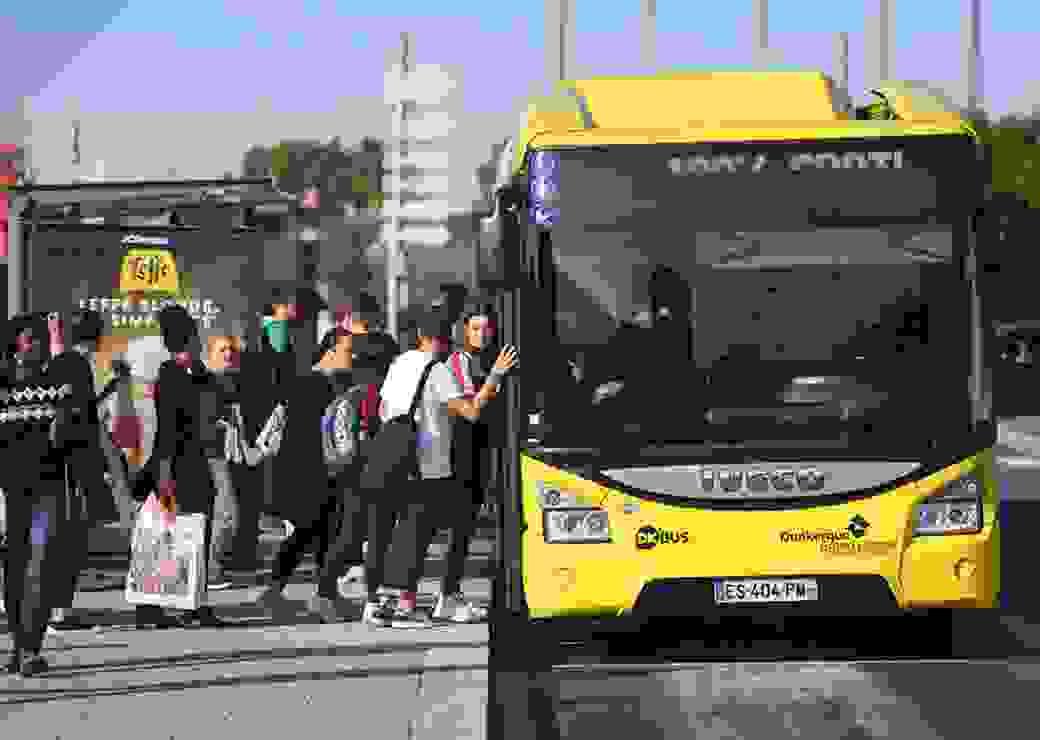 gratuité transports en commun