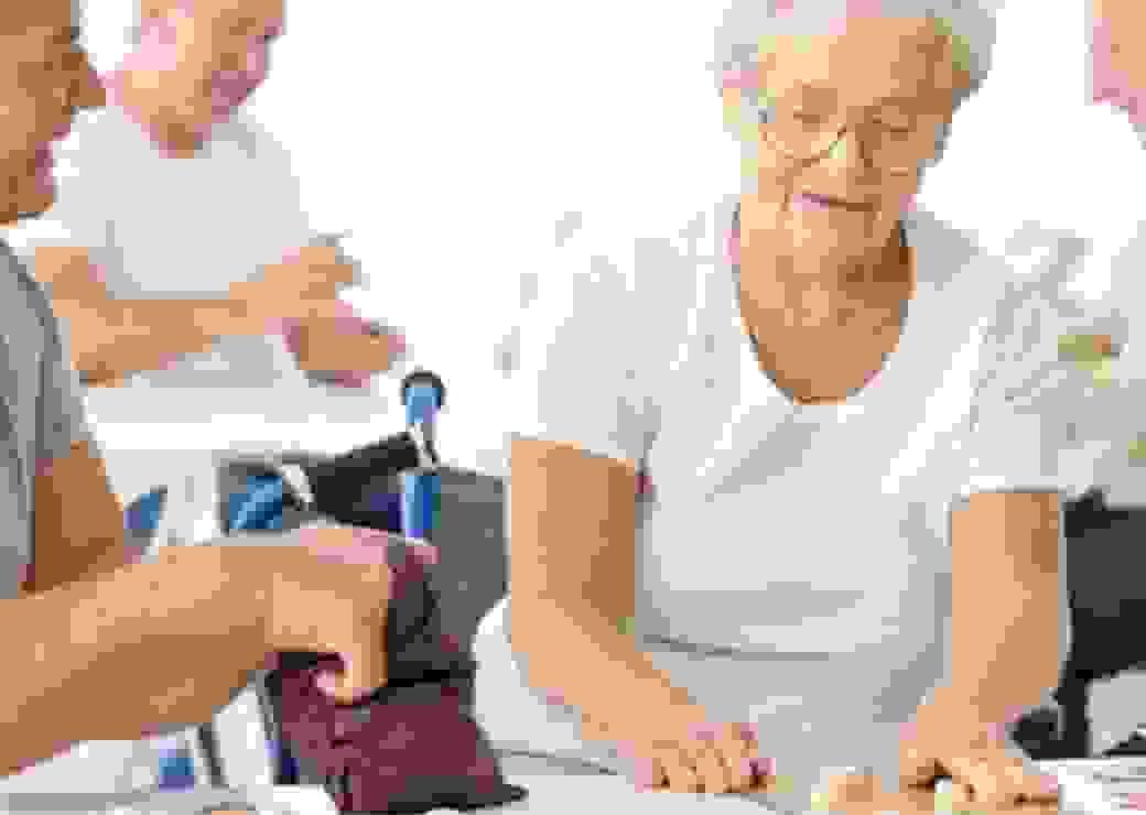 Etablissements personnes âgées