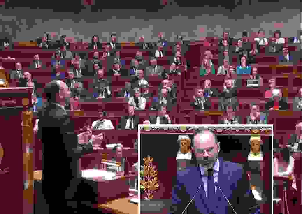Edouard Philippe déclaration de politique générale