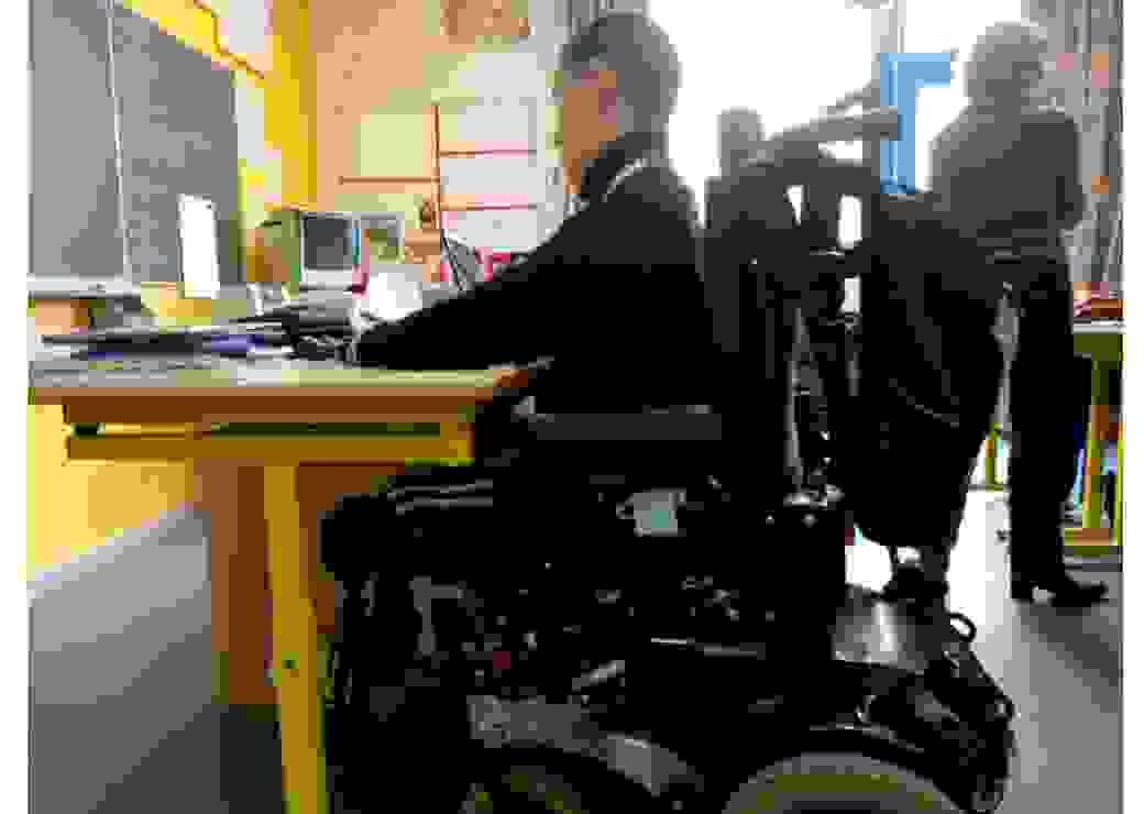 élève handicapé scolarisé