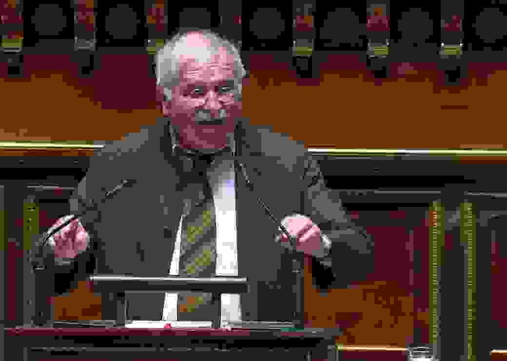 Pierre-Yves Collombat Statut de l'élu