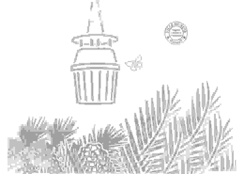 Couverture de la brochure sur l'utilisation des pièges à phéromones