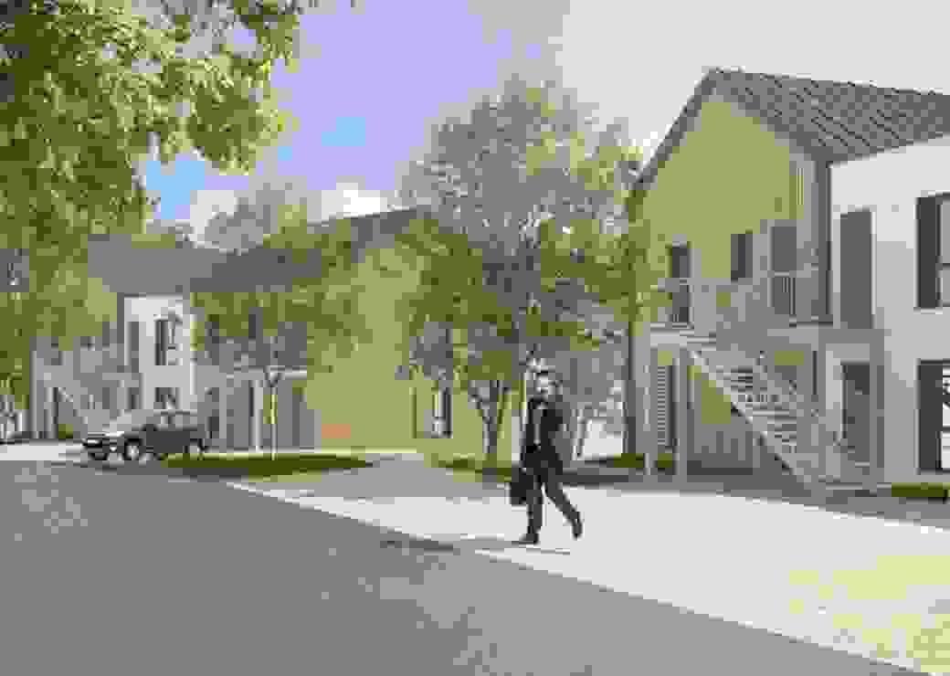 Lancement de l'appel d'offres pour la construction d'un nouveau programme de Angers Loire Habitat à Mûrs Erigné 17 logements en location et 8 maisons en PSLA en savoir plus