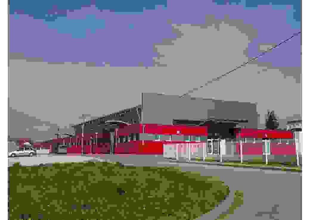 Gymnase de Gy