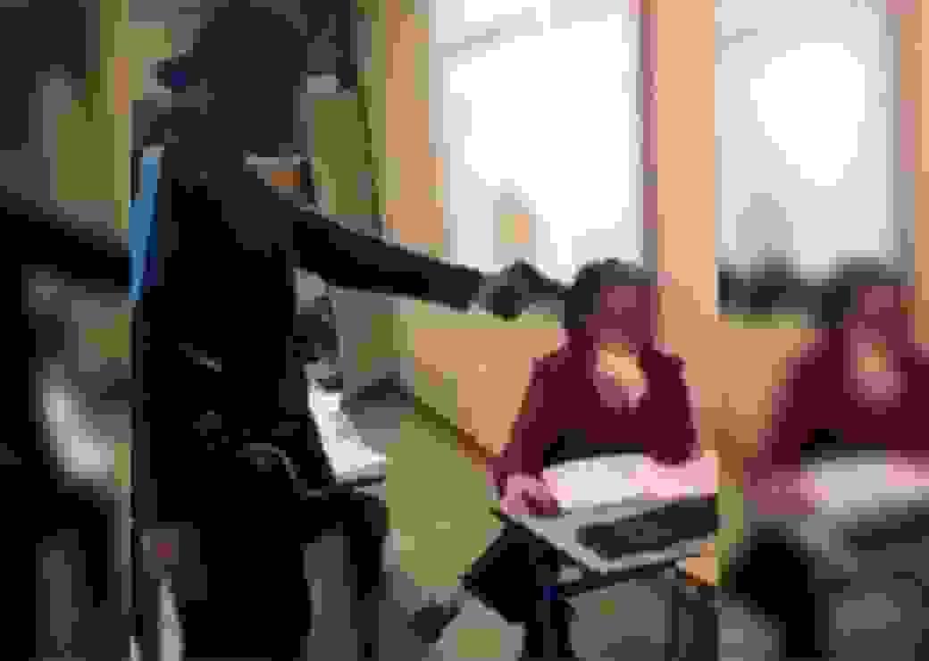 Créteil, un élève menace sa professeur