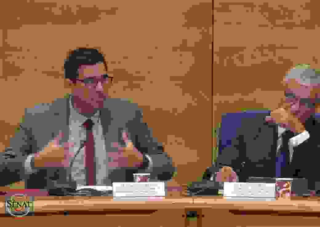 Audition de Sébastien Soriano, président de l'Autorité de régulation des communications électroniques et des postes (ARCEP)