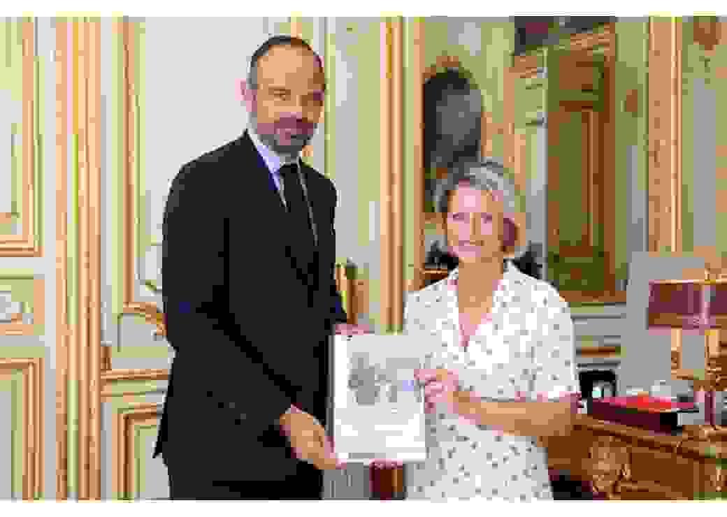 Rapport bourguignon / Philippe