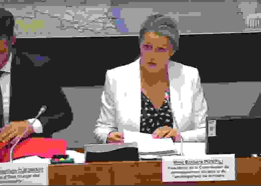 Orientation des mobilités commission Pompili