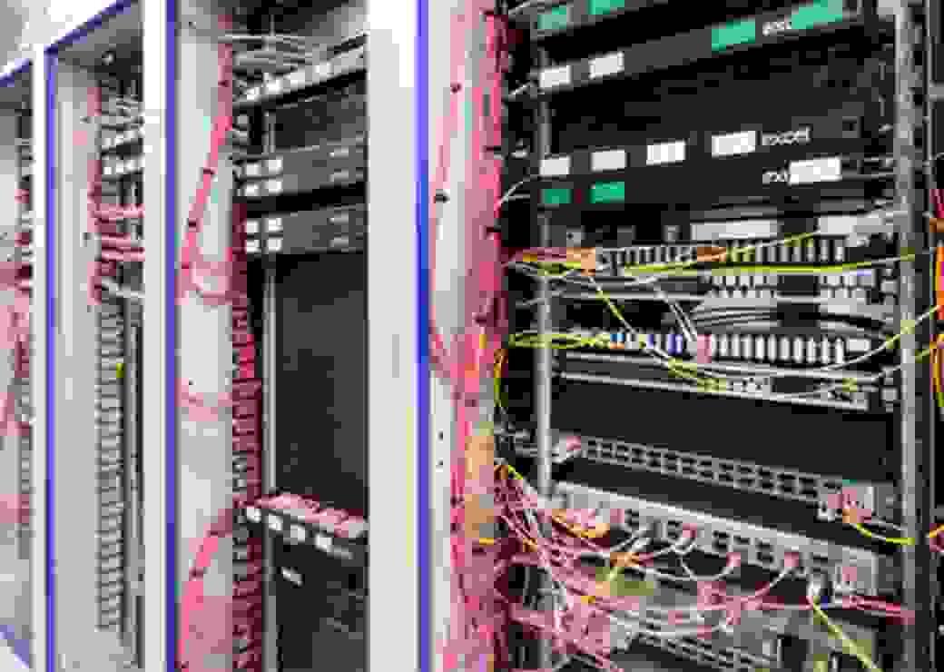 data center ville de paris