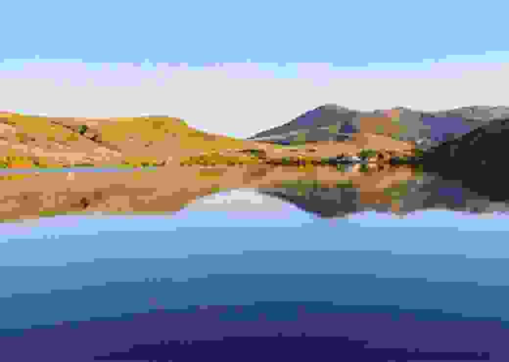 Lac de Guéry en Auvergne