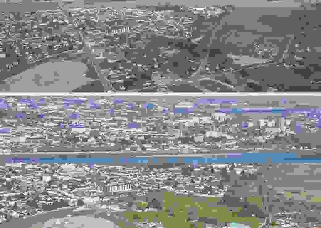 Avant (2010) et aujourd'hui (oct 2017)