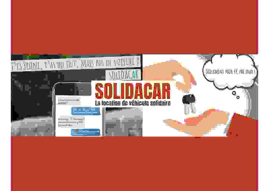 sService solidaire de location de véhicules pour aller travailler