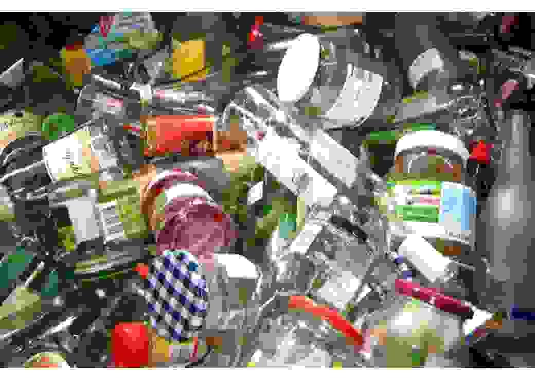 déchets d'emballages