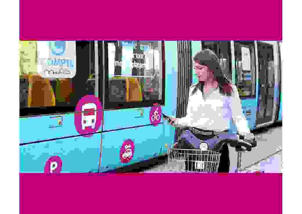 Compte mobilité dans l'agglomération de Mulhouse