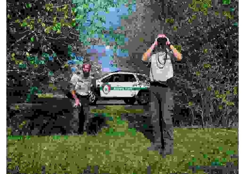La Brigade verte protège les routes et la nature (68)