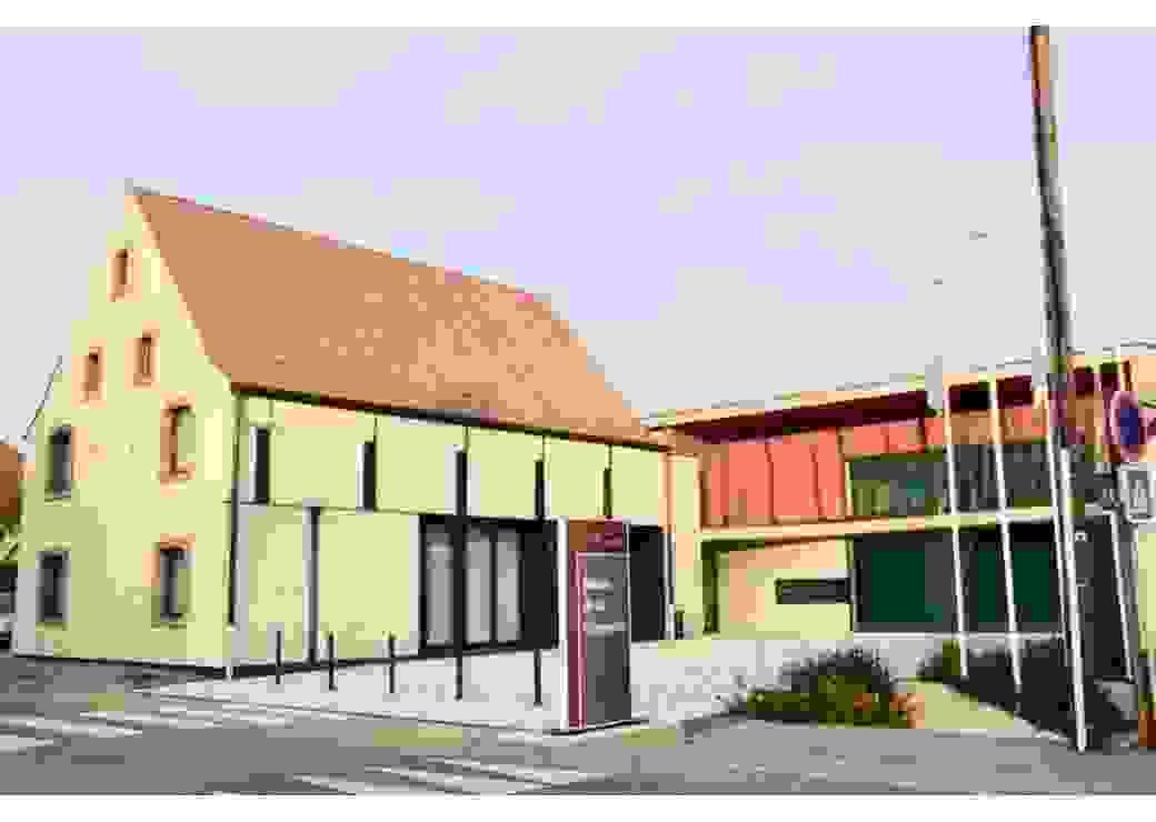 Kingersheim DC 02 - Maison de la citoyenneté à Kingersheim
