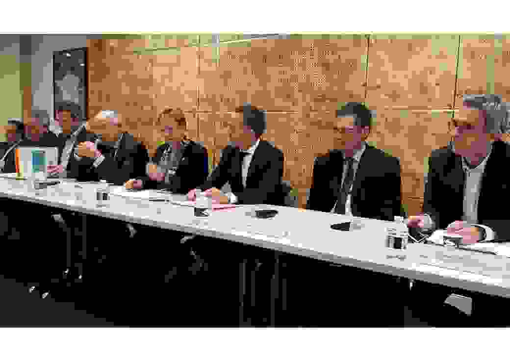 présidents dpts IdF