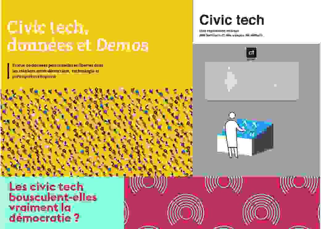 Civic tech données CNIL démocratie