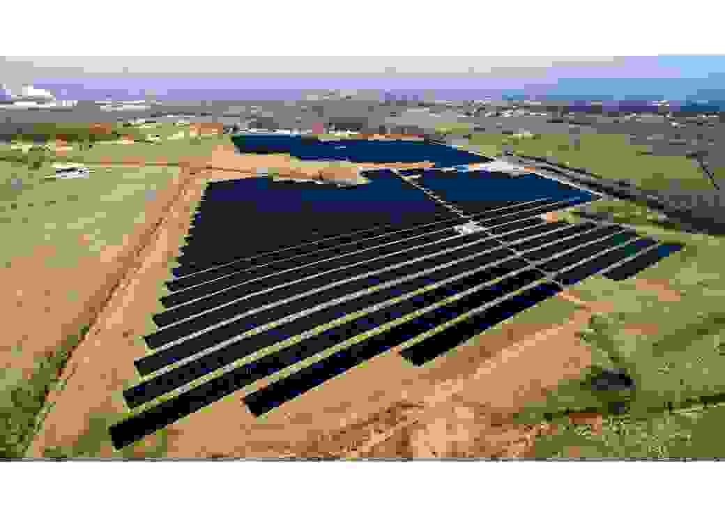 Centrale solaire de Saint-Eusèbe
