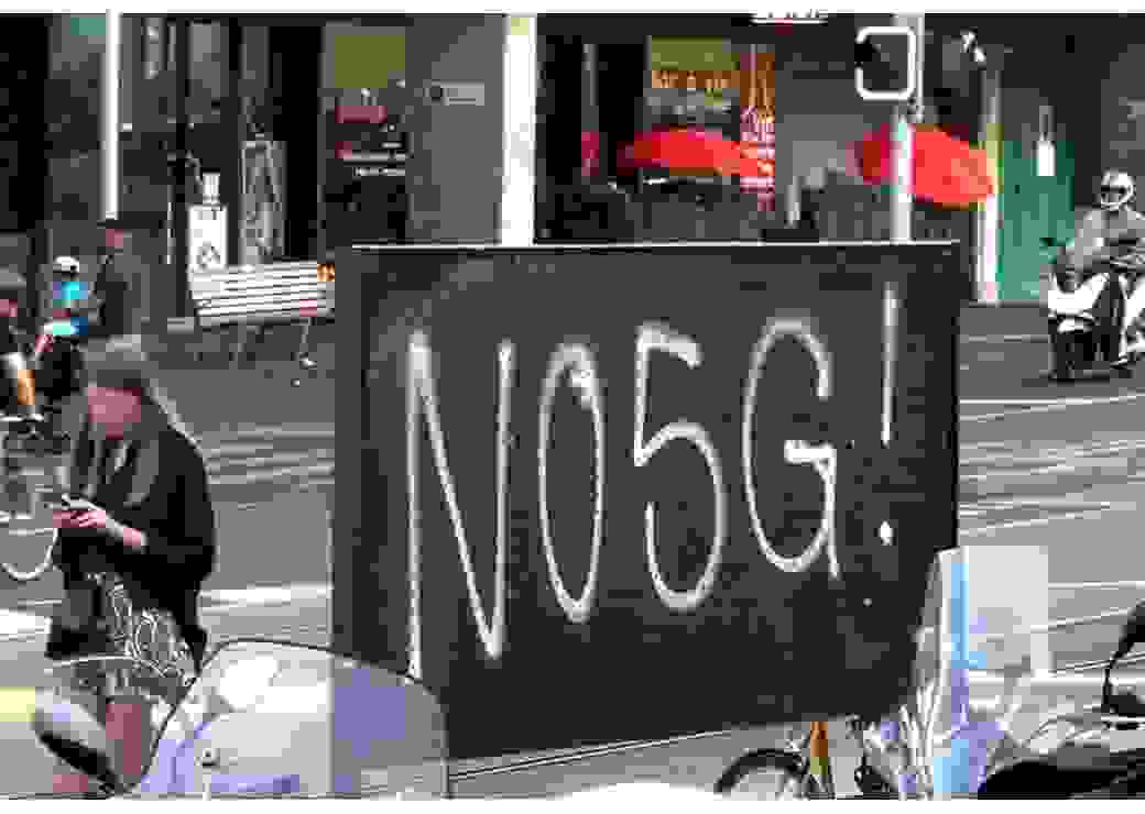 NO 5G Anses risques sanitaires